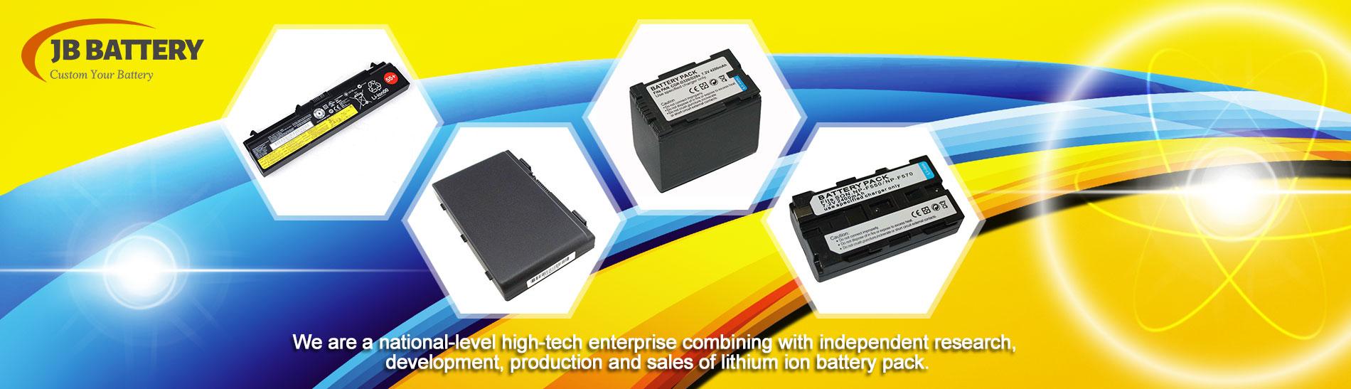 Batteria agli ioni di litio personalizzata