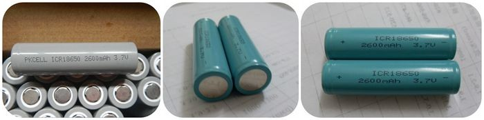 custom li-ion battery