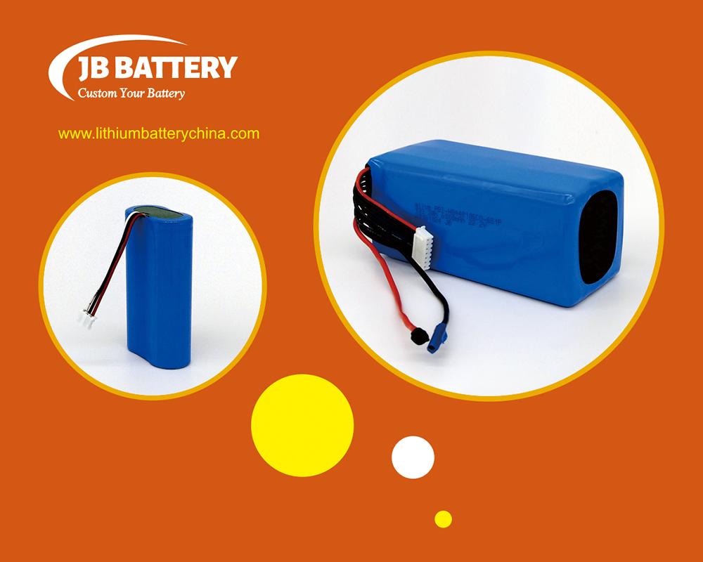 Custom Lithium Ion Battery Pack 17