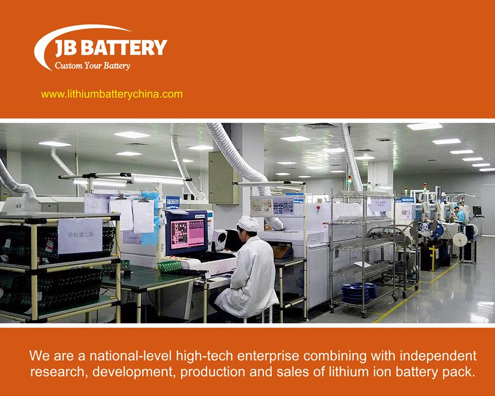Brugerdefineret litiumionbatteripakke 27
